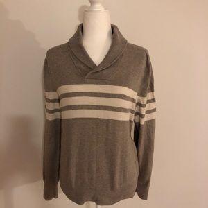 Banana Republic Shaw Collar Sweater Medium